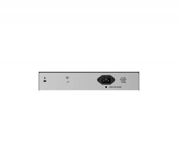 سوئیچ ۱۸ پورت PoE دی لینک مدل DES-1018P