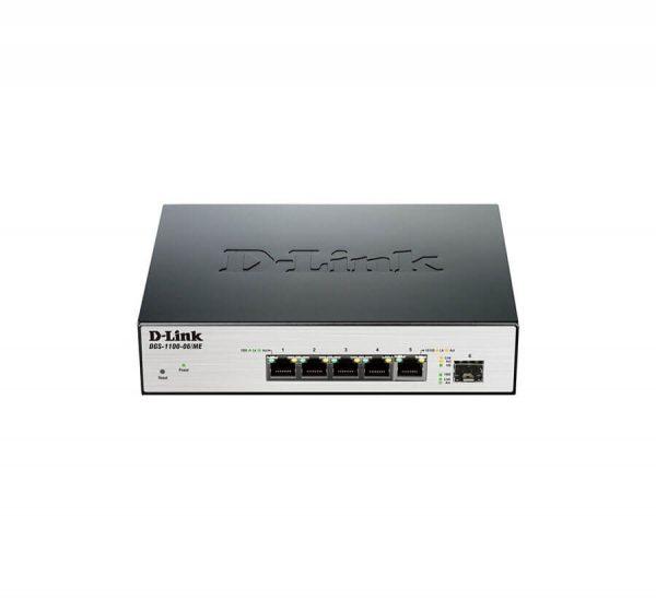 سوئیچ مدیریتی دی لینک مدل DGS-1100-06