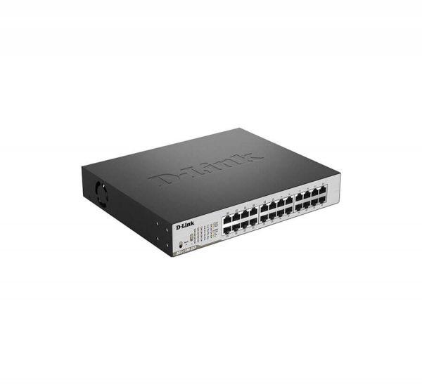 سوئیچ مدیریتی PoE دی لینک DGS-1100-24P