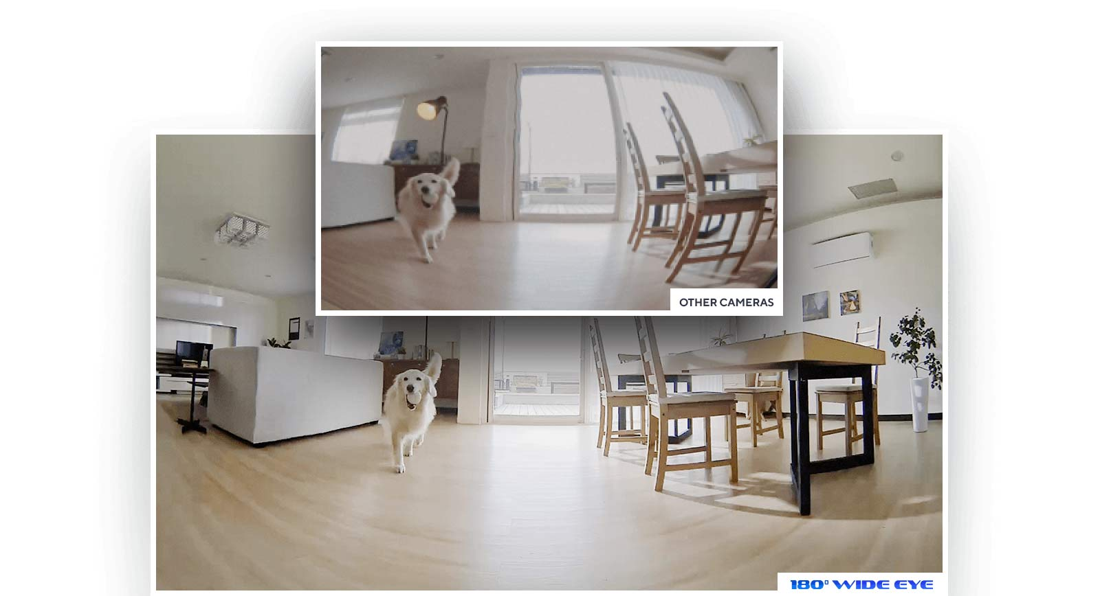دوربین ۱۸۰ درجه HD Omna دی لینک مخصوص دستگاه های اپل مدل DSH-C310