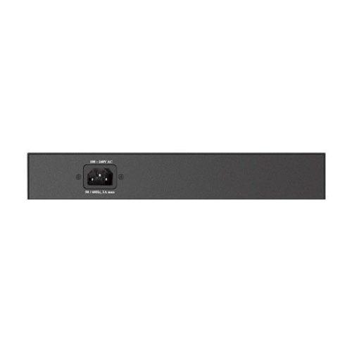 سوئیچ ۸ پورت گیگابیتی PoE دی لینک مدل DGS-1008MP