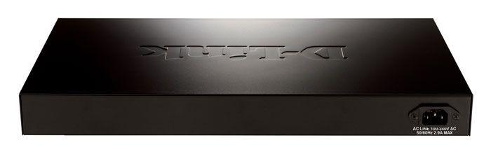 سوئیچ هوشمند ۲۸ پورت دی لینک مدل DGS-1210-28P