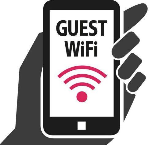 قابلیت وای-فای مهمان در DIR-615