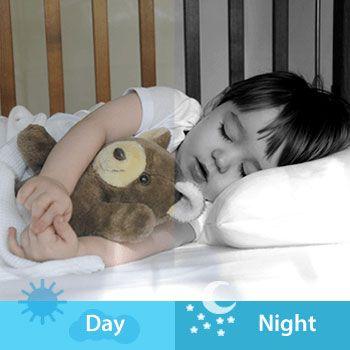 قابلیت دید در شب دوربین کودک دی لینک مدل DCS-855L