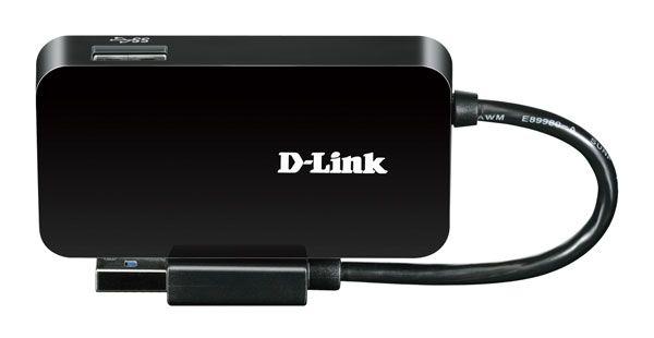 هاب USB 3.0 دی لینک مدل DUB-1341