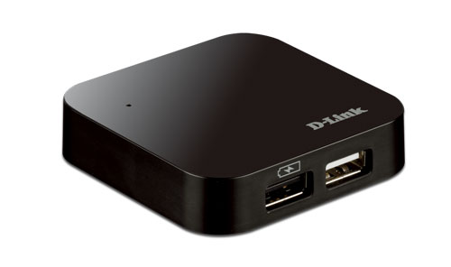 هاب USB با 4 پورت دی لینک مدل DUB-H4