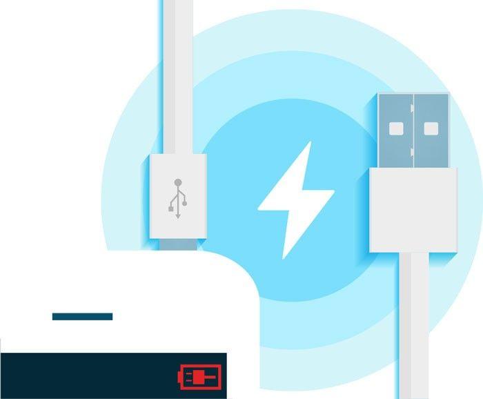 دستگاه های خود را با اتصال به DUB-H7 سریع شارژ کنید