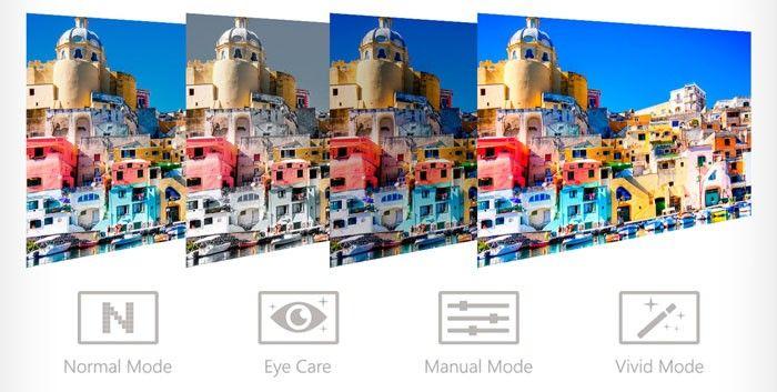 تکنولوژی ASUS Splendid در لپ تاپ K542UF-i7