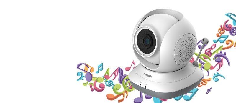 دوربین کودک دی لینک DCS-855L