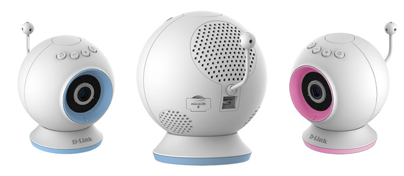 معرفی دوربین کودک دی لینک مدل DCS-825L