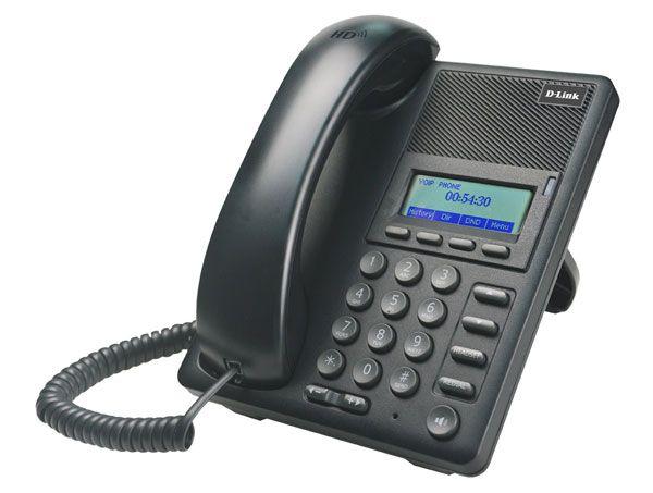 تلفن تحت شبکه دی لینک مدل DPH-120SE