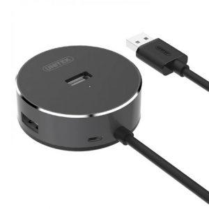 هاب چهار پورت USB 2.0 یونیتک Y-2179B