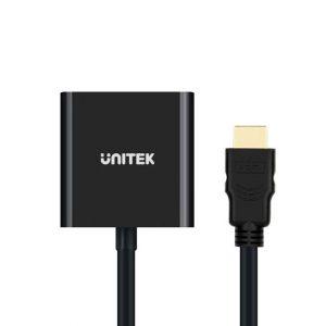 کابل تبدیل HDMI به VGA یونیتک Y-6333