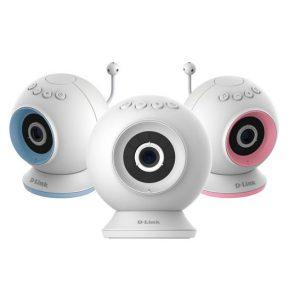 دوربین کودک دی لینک مدل DCS-825L