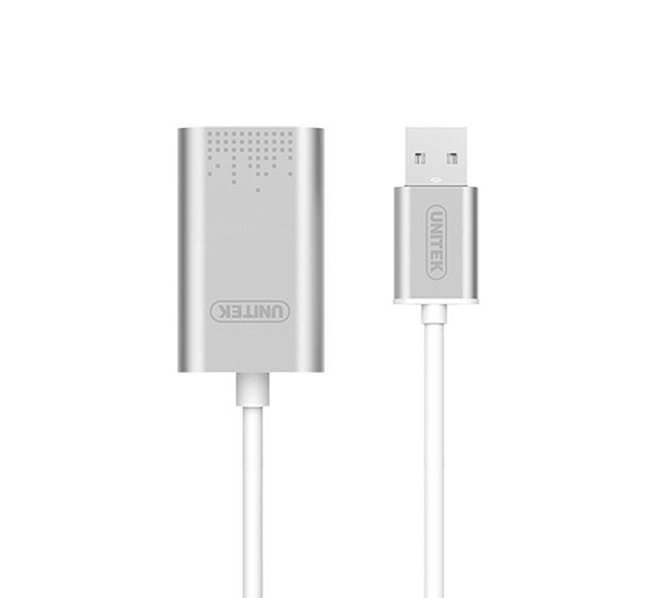 کابل تبدیل USB به AUDIO یونیتک Y-247A