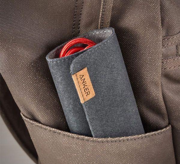 کابل شارژر Micro USB انکر A8143