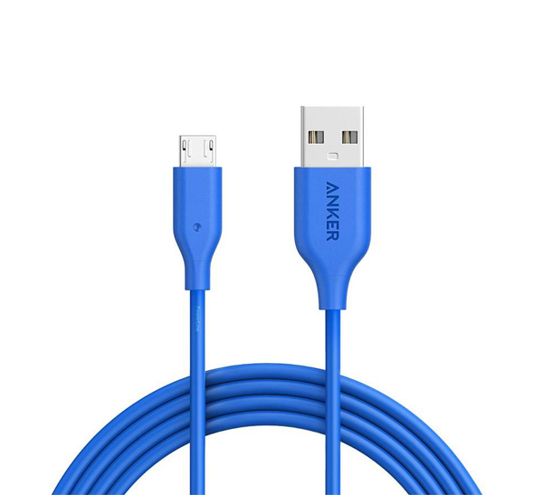 کابل شارژر Micro USB انکر A8133