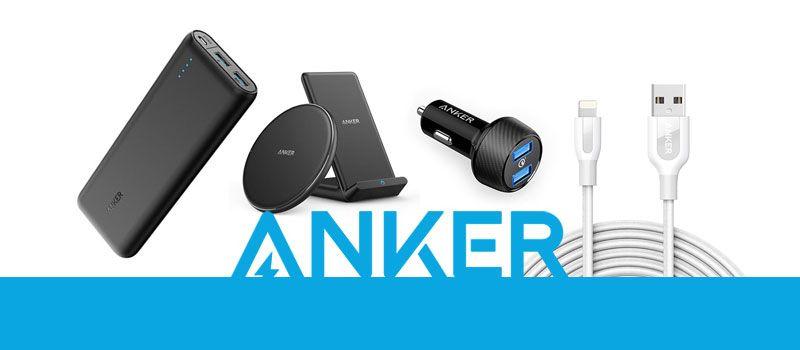 ANKER، از پیشگامان بازار لوازم جانبی موبایل