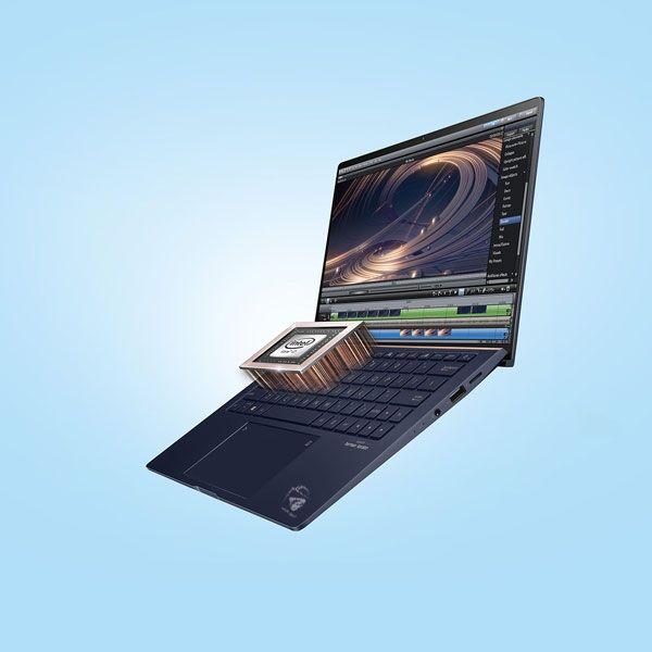 با ZenBook به بینهایت پرواز کنید!