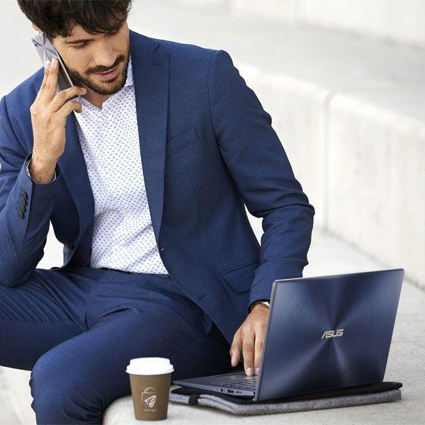 با این لپ تاپ ایسوس هیچ مانعی برای شما وجود ندارد!