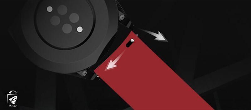 مشخصات ظاهری Huawei honor magic