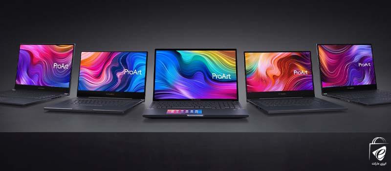 رویکرد شرکت asus در تولید لپ تاپ