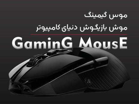 موش بازیگوش دنیای کامپیوتر