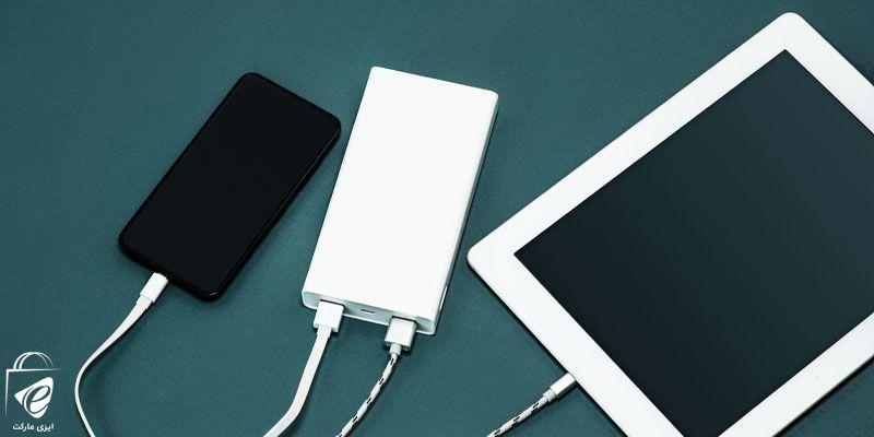 تبلت، موبایل، لپ تاپ و ... را با هم شارژ کن!