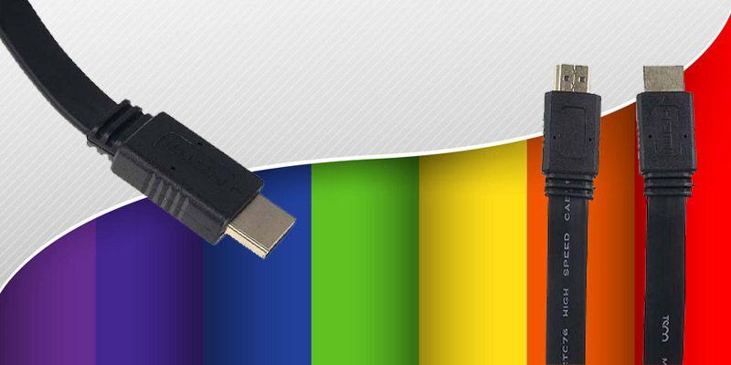 کابل HDMI یک و نیم متری تسکو مدل TC 70
