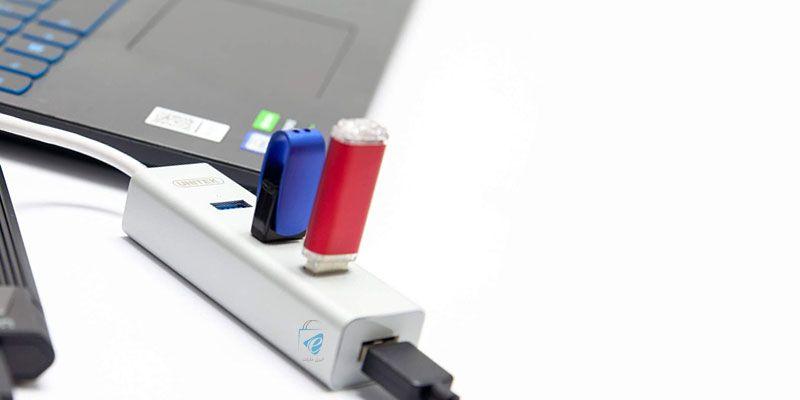 با هاب USB فعالیت خود را گسترش دهید