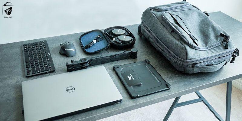 با لوازم جانبی لپ تاپ حس خوب کار کردن را به خود هدیه دهید.