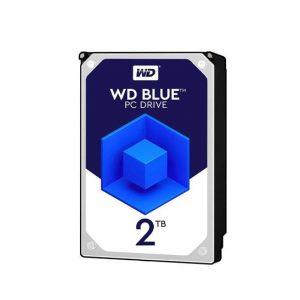 هارد اینترنال 2 ترابایت وسترن Blue