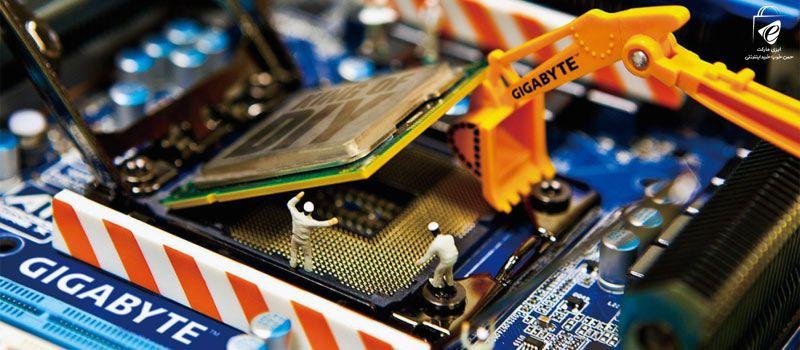 ارتقا سخت افزار لپ تاپ چگونه است؟