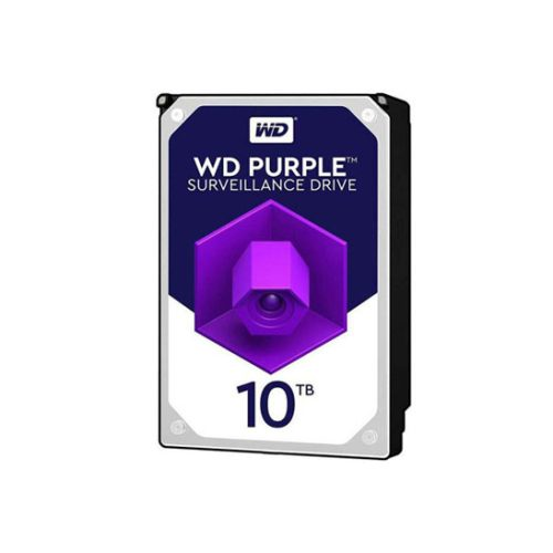 هارد اینترنال 10 ترابایت وسترن Purple