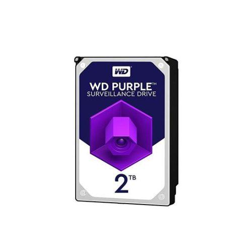 هارد اینترنال 2 ترابایت وسترن Purple