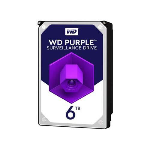 هارد اینترنال 6 ترابایت وسترن Purple