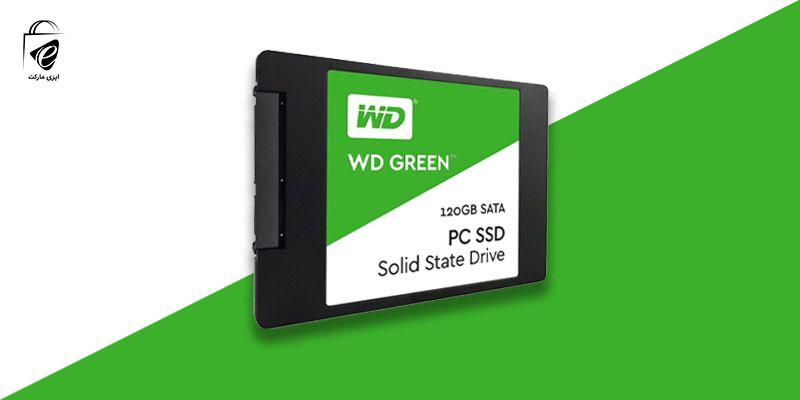Green WDS120G2G0A