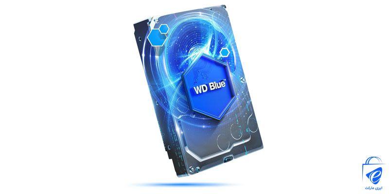 هارد دیسک اینترنال وسترن دیجیتال سری آبی
