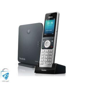 تلفن VoIP یالینک مدل W60P