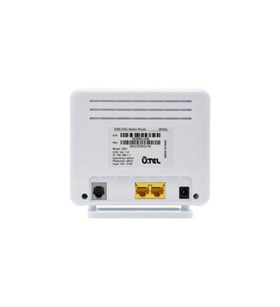 مودم روتر +VDSL2/ADSL2 یوتل مدل V301