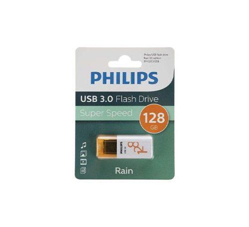 فلش USB 3.0 فیلیپس rain ظرفیت ۱۲۸ گیگابایت