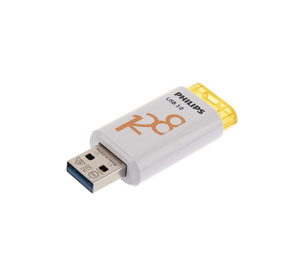 فلش USB 3.0 فیلیپس rain ظرفیت 128 گیگابایت