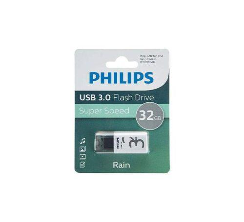 فلش USB 3.0 فیلیپس rain ظرفیت ۳۲ گیگابایت