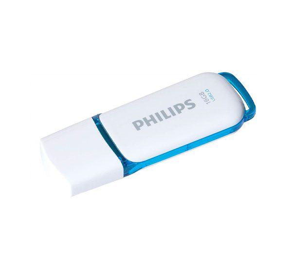 فلش USB 2.0 فیلیپس snow ظرفیت 16 گیگابایت