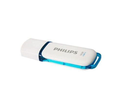 فلش USB 3.0 فیلیپس snow ظرفیت ۱۶ گیگابایت