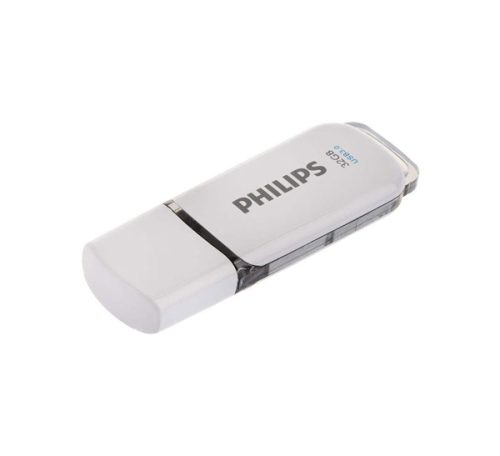 فلش USB 3.0 فیلیپس snow ظرفیت ۳۲ گیگابایت