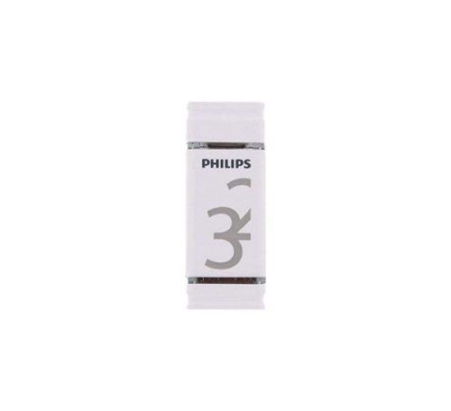 فلش USB 2.0 فیلیپس OTG ظرفیت 32 گیگابایت