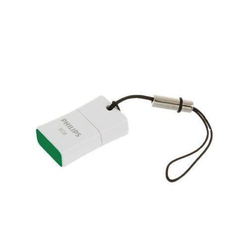 فلش USB 2.0 فیلیپس PICO ظرفیت 8 گیگابایت