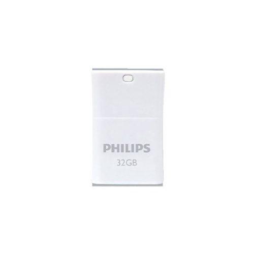 فلش USB 2.0 فیلیپس PICO ظرفیت 32 گیگابایت
