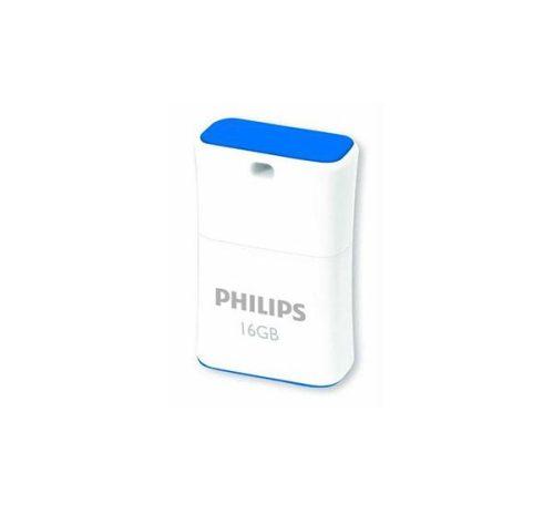 فلش USB 2.0 فیلیپس PICO ظرفیت ۱۶ گیگابایت